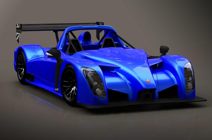 Radical reveals new flagship sports car