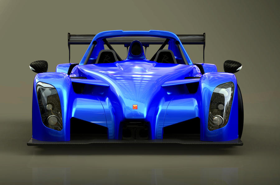 Radical reveals new flagship sports car