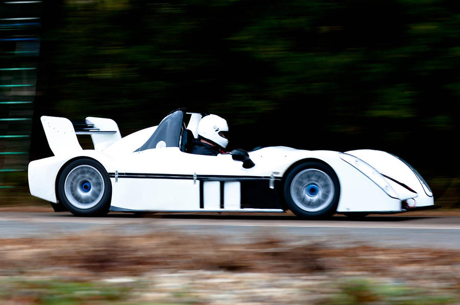 Radical SR3 SL side profile