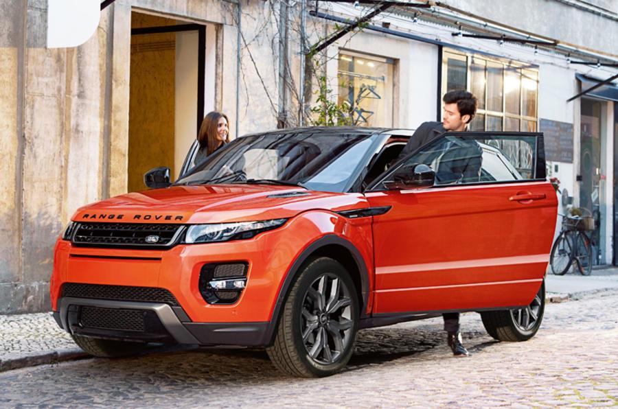 Hot new Range Rover Evoque gets 281bhp - updated