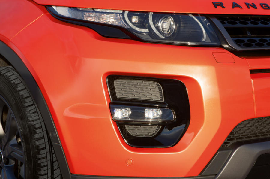 Hot new Range Rover Evoque gets 281bhp - updated