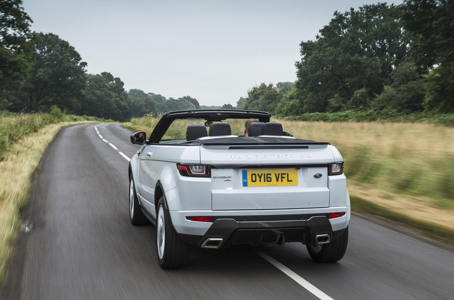 range cabrio land price equipment concept rover prices evoque new landrover convertible and
