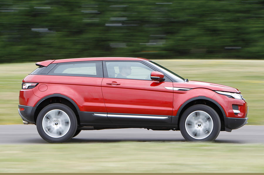 Chinese Range Rover Evoque revealed
