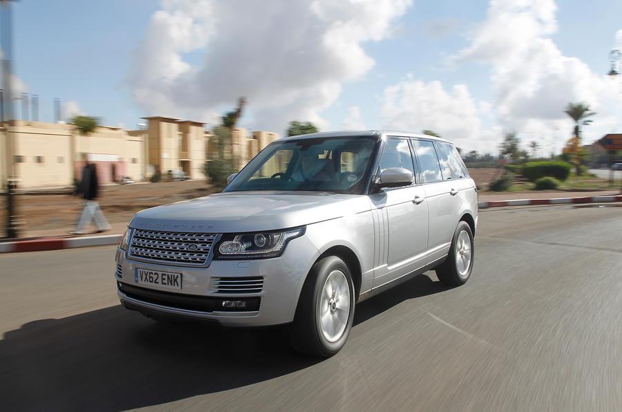£84,320 Range Rover Autobiography