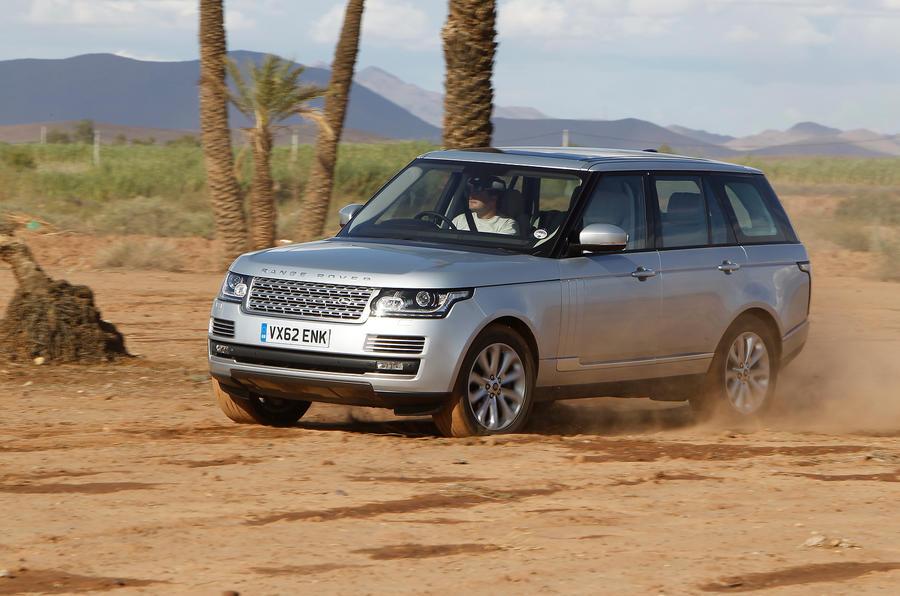 Range Rover Autobiography SDV8