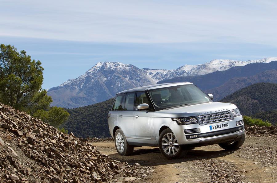 334bhp Range Rover SDV8