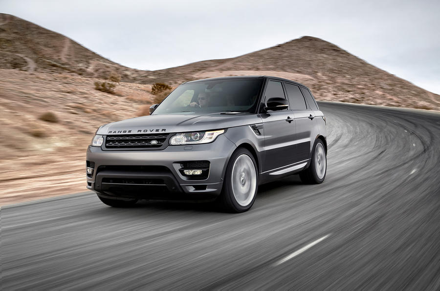 Range Rover Sport SDV6 Autobiography Dynamic first drive review