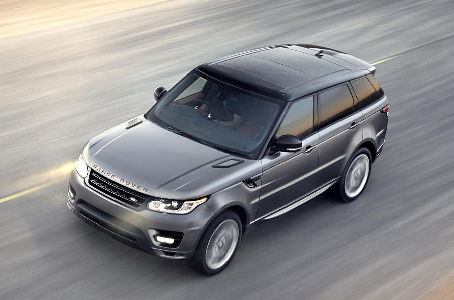 Range Rover Sport priced from £51k