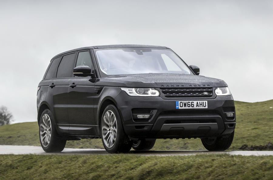 4.5 star Range Rover Sport