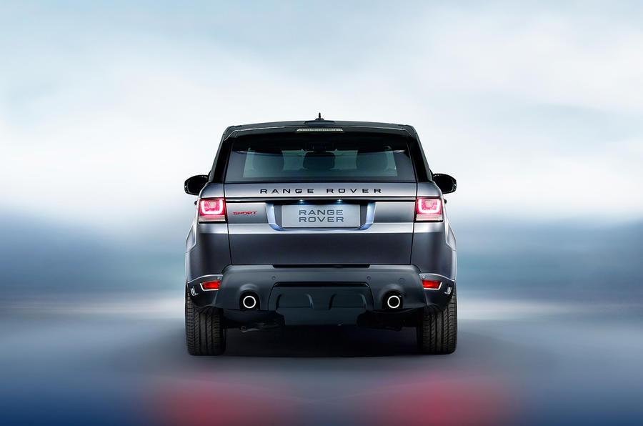 New York motor show: Range Rover Sport