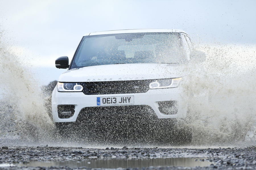 Best cars of 2014 – Range Rover Sport SDV6