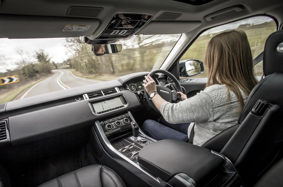 Range Rover Sport Interior >> Land Rover Range Rover Sport Interior Autocar