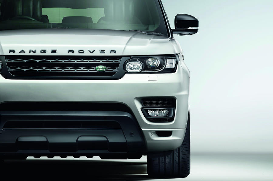 New Range Rover Sport Stealth Pack for Goodwood debut