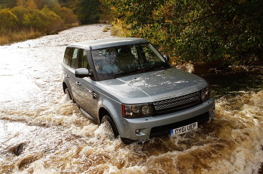 Range Rover Sport 2005-2013
