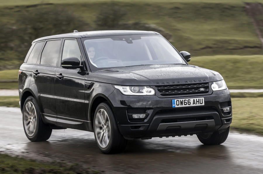 2019 Forbeslife Luxury Car Guide Game Changing Sports: Range Rover Sport Review (2019)