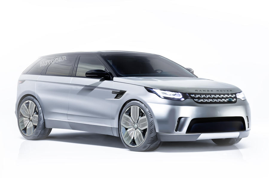 Electric Range Rover to challenge Tesla