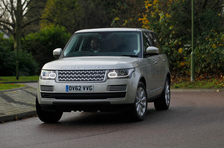 Range Rover wins Autocar Asian Car of the Year Award