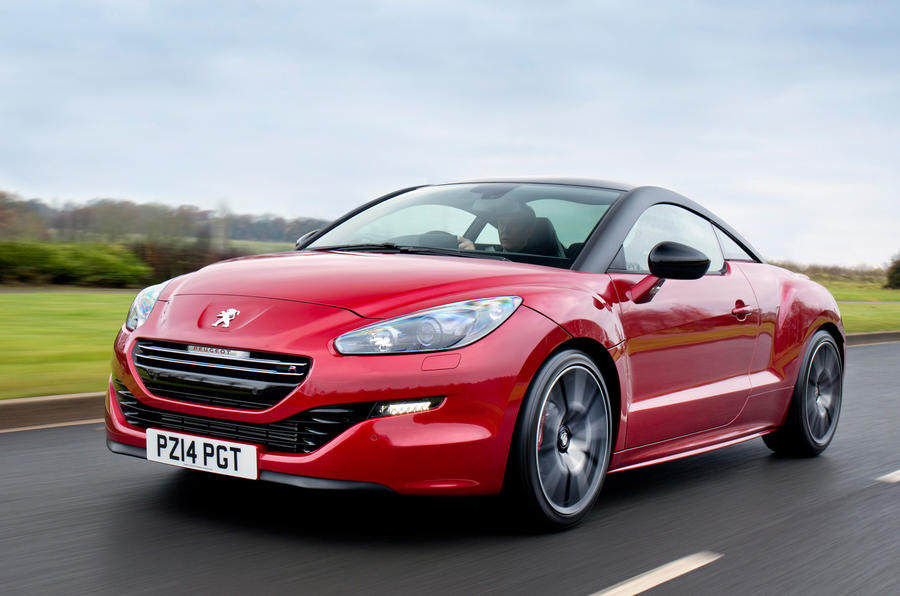 Peugeot RCZ R sales exceed expectations