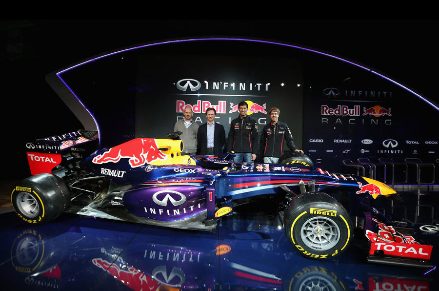Can Infiniti match its F1 image?