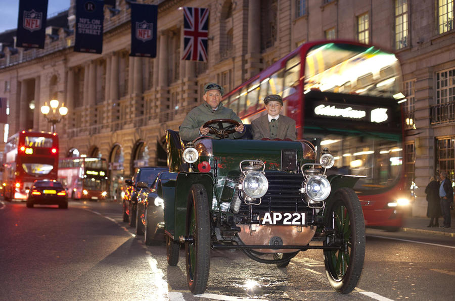 Calls for London car ban exemption for classics