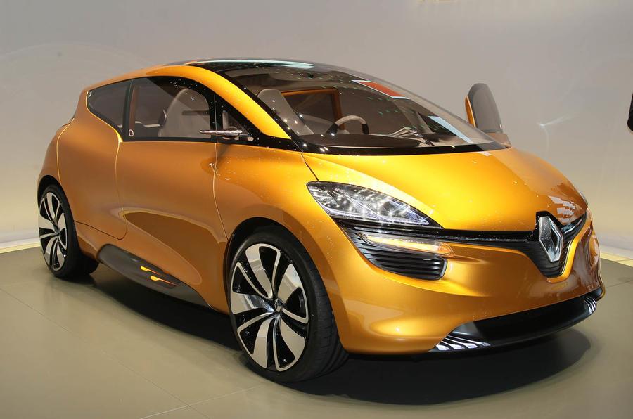 Geneva motor show: Renault R-Space