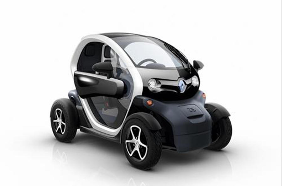 Renault Twizy from £6690