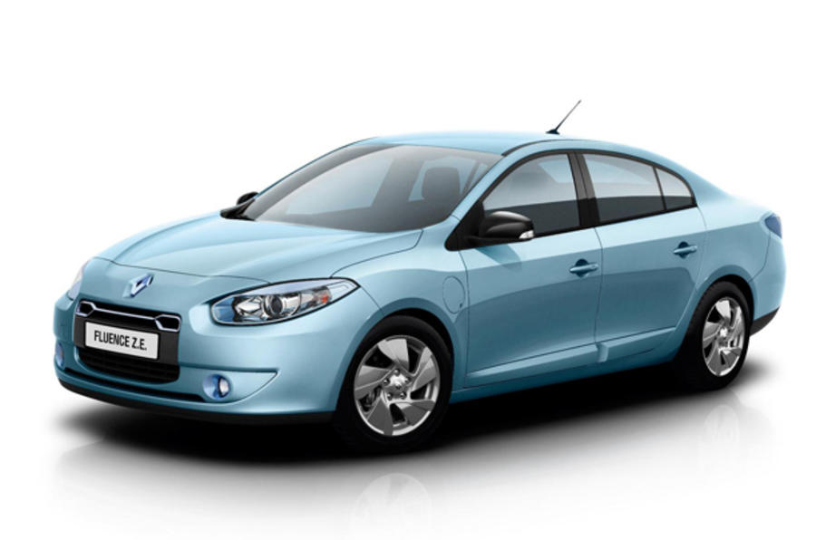 Renault Fluence on sale 2011