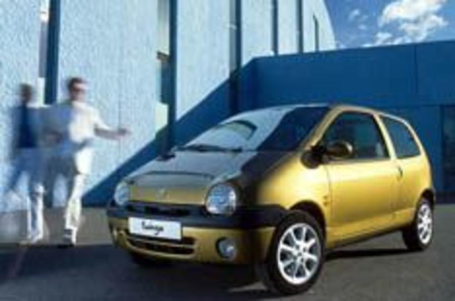 Twingo finally comes to UK