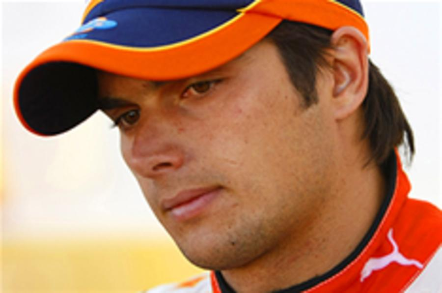 F1 driver Piquet says sorry