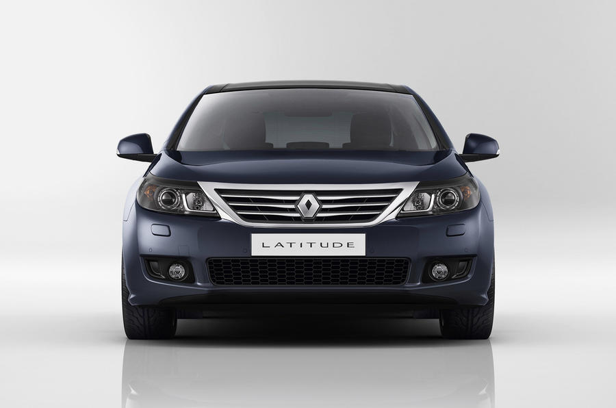 Renault Latitude 'unlikely for UK'