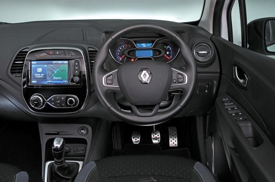 Renault captur problems