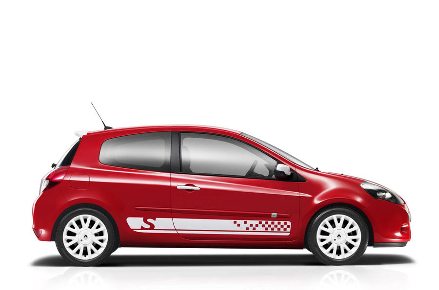 Sporty Renault Clio S launched