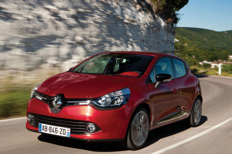 2013 Renault Clio 4 Price And Specification Confirmed