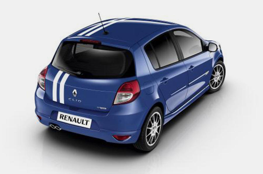 Renault Clio Gordini launched