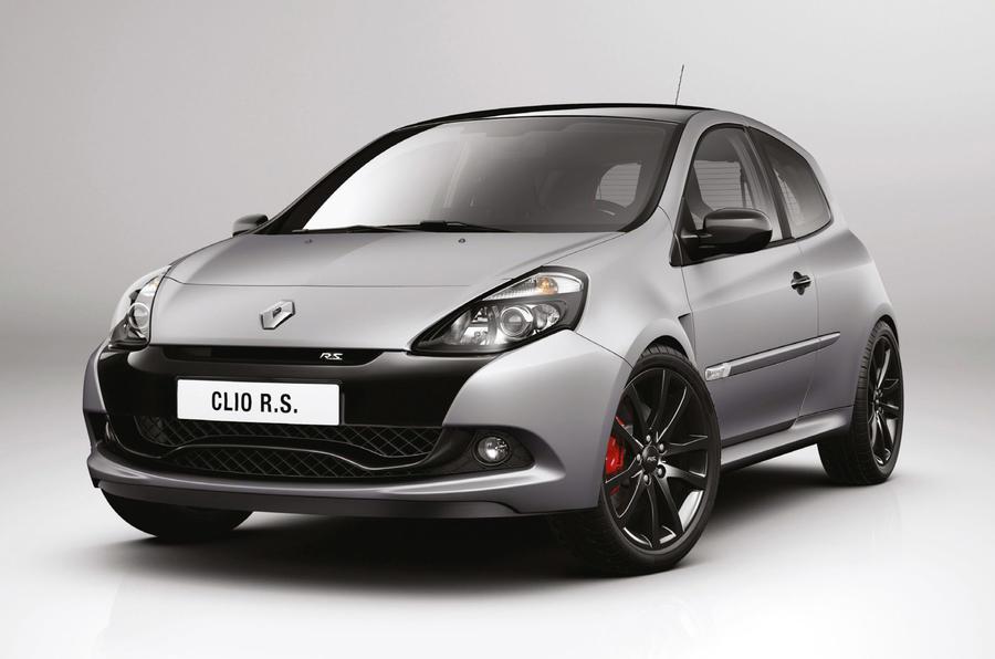 Special Renaultsport Clio lands
