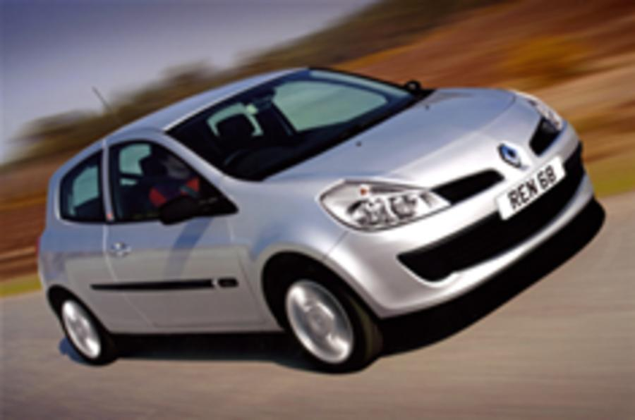 Turbocharged Clio promises frugal fun