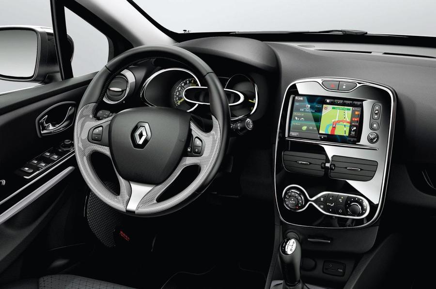 Paris Motor Show 2012 Renault Clio 4 Autocar