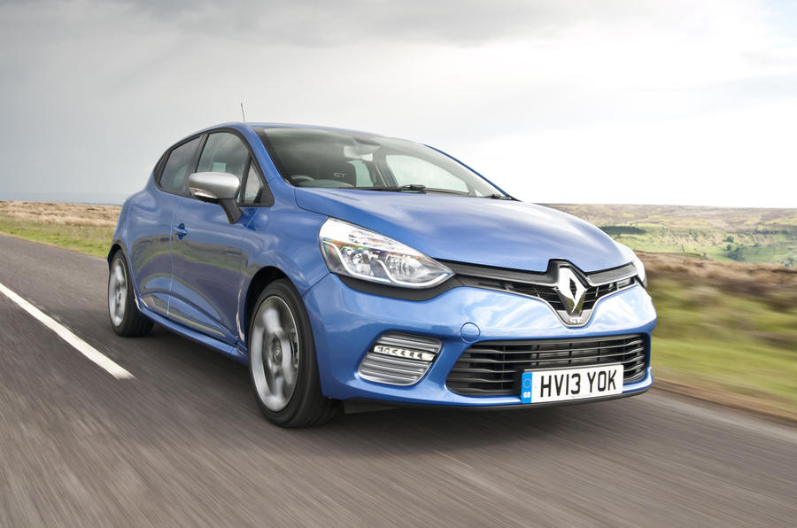 Renault Clio GT-Line 120 first drive review