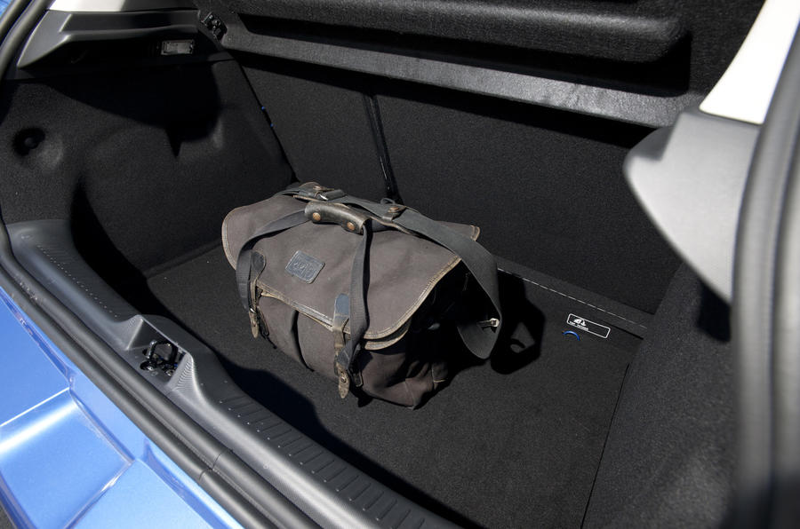 Renault Clio GT-Line boot space