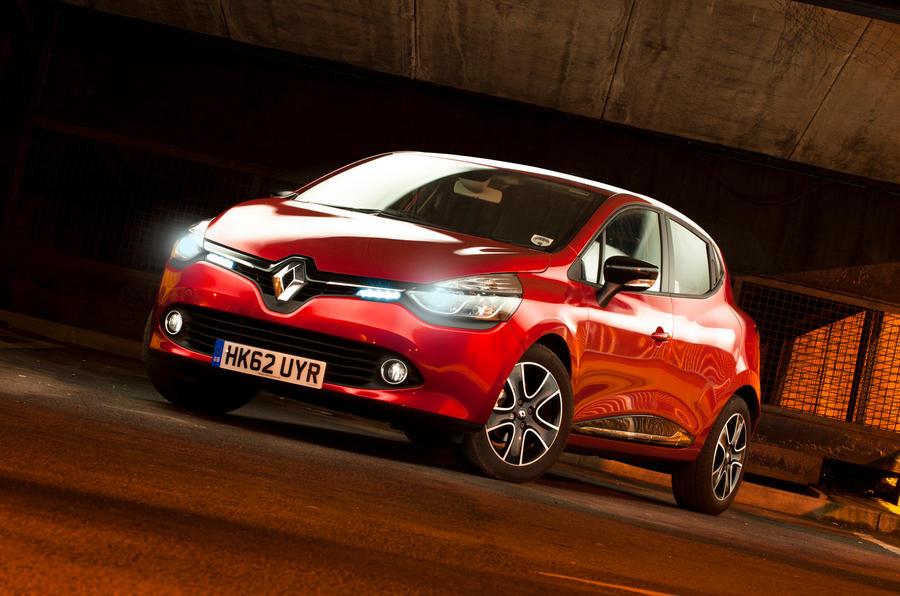 4 star Renault Clio