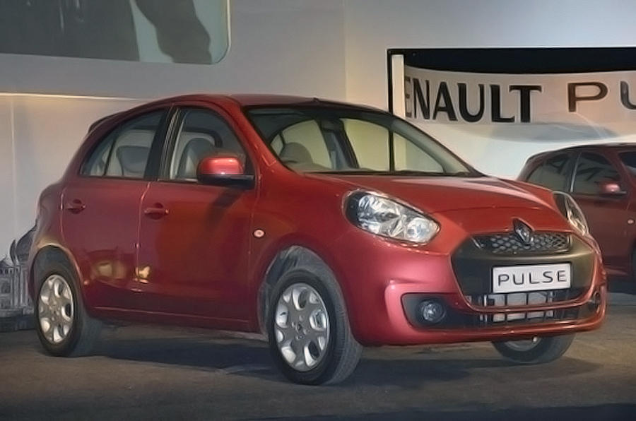 Renault Pulse launched