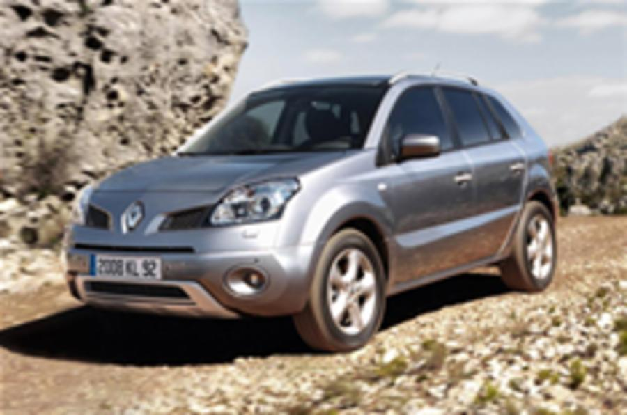 Three Renault SUVs within three years
