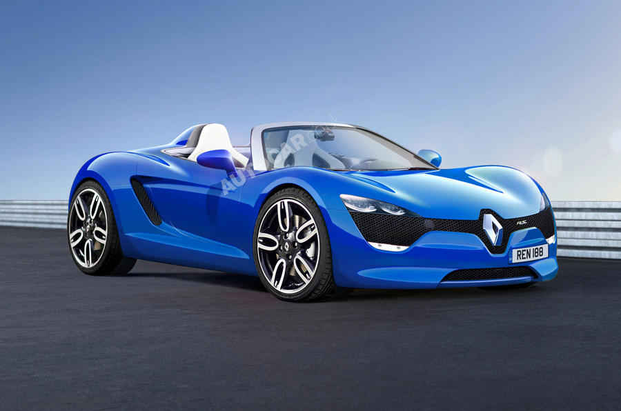 Renaultsport to make roadster