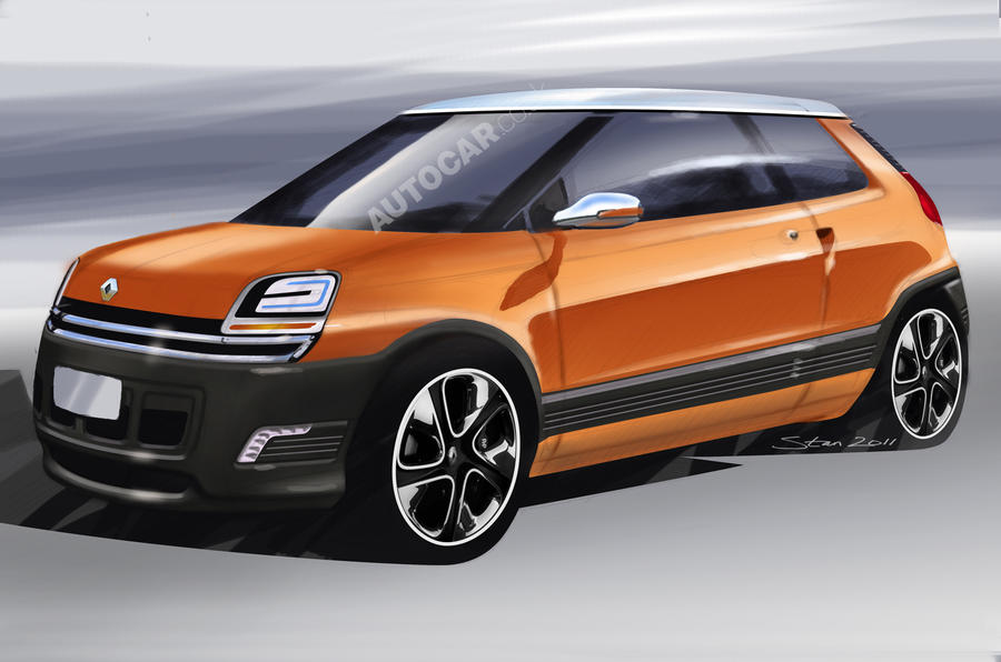 Reborn Renault 5 to fight DS3