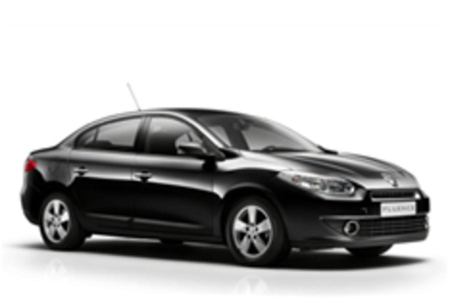 Renault Fluence launched