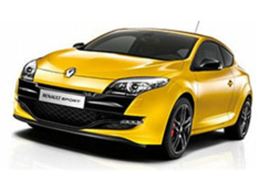 Renaultsport Megane revealed
