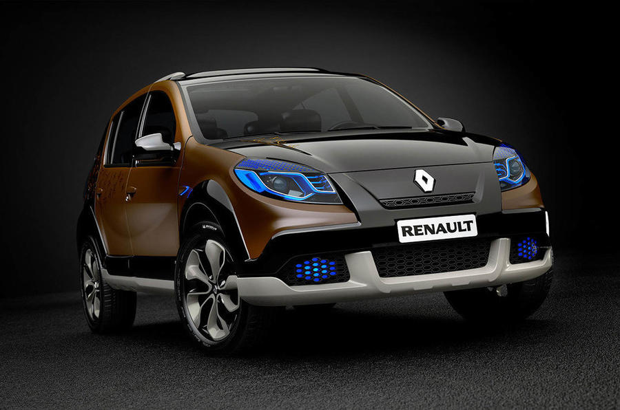 Renault's rugged 'junior Duster'