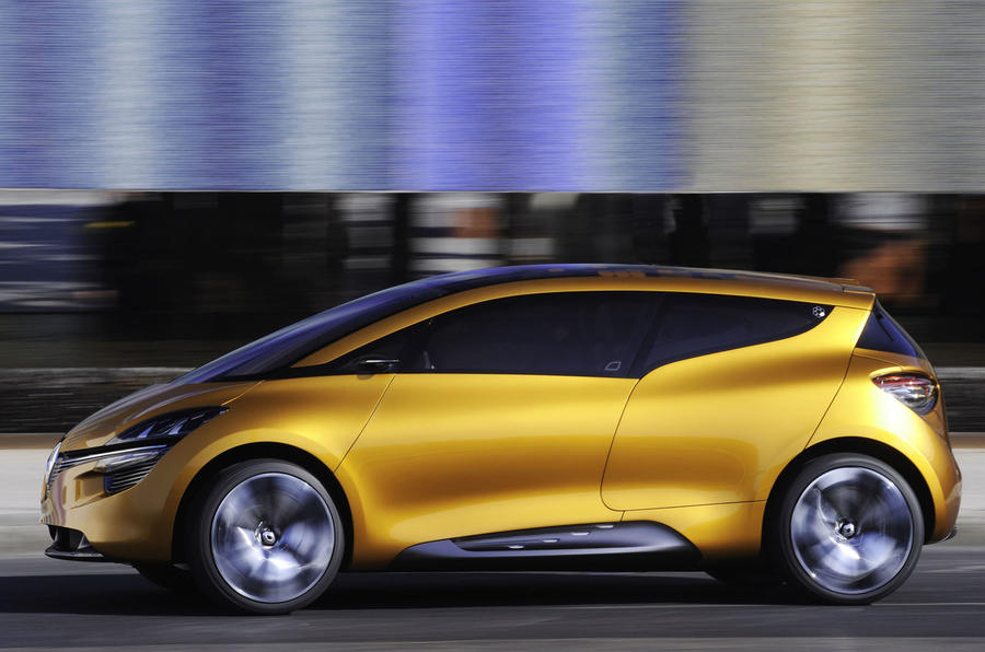 Renault crossover plan revealed