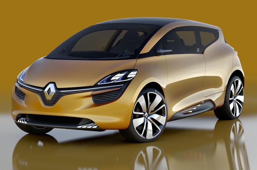 Renault plans Laguna crossover