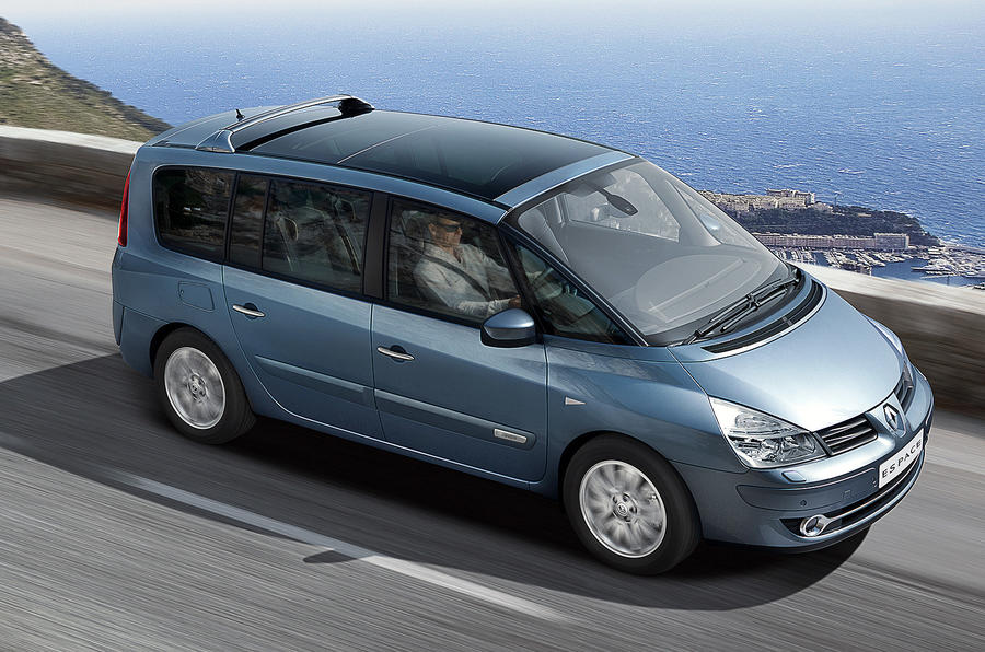 Renault launches revised Espace
